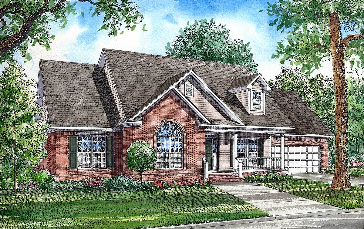 Functional beauty 5925nd architectural designs house for Functional house plans