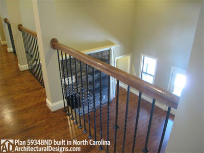 House Plan 59348ND comes to life in North Carolina - photo 010