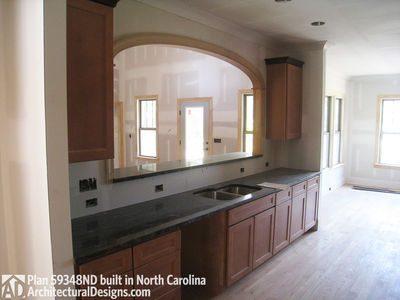 House Plan 59348ND comes to life in North Carolina - photo 008