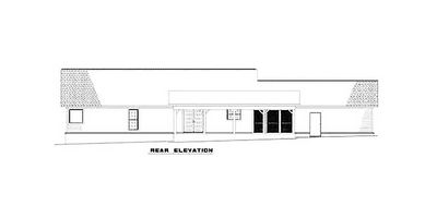 Sprawling Country House Plan - 59376ND thumb - 03