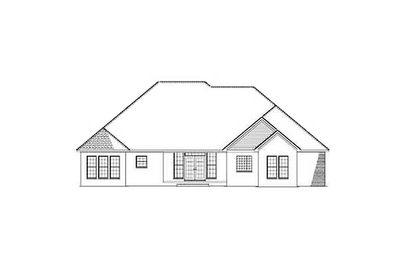 Wide Open Floor Plan 59534nd Architectural Designs