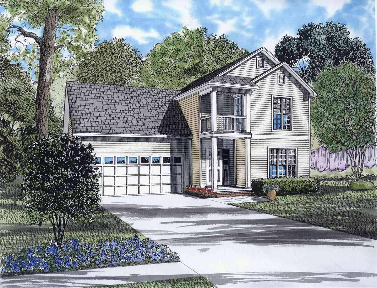 Made for entertaining 59602nd architectural designs for Large home plans for entertaining