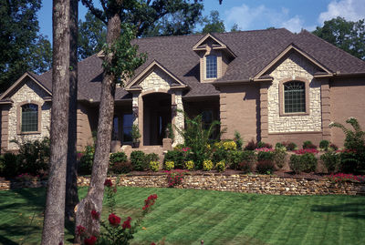 Blend of Brick and Stone - 59653ND thumb - 02