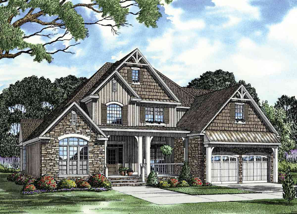 Amazing Unique Inviting House Plan   59657ND | Architectural Designs   House Plans