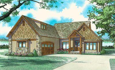Craftsman Details 59740nd Architectural Designs