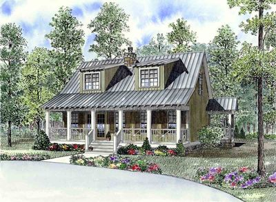 Dormered Country Cottage - 59797ND thumb - 02