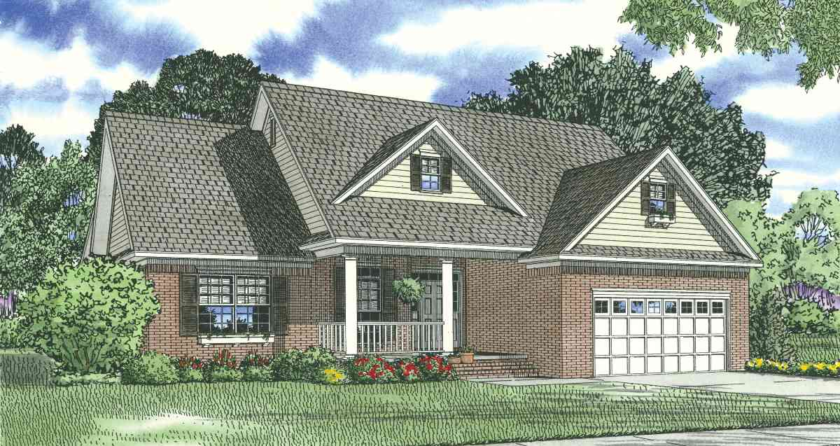 Great room for entertaining 59809nd architectural for House plans for entertaining