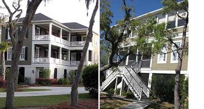 Angled Porches on Two Floors - 60035RC thumb - 08