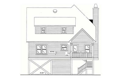 Beach Home Plan Perfection - 60050RC thumb - 07