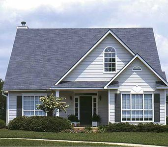 Simple plan with carport and storage 60058rc 1st floor for Simple cape cod house plans