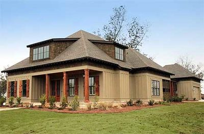 Showcase Stunner With 4 or 5 Bedrooms - 60064RC thumb - 02