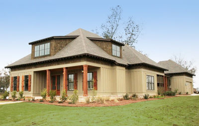 Showcase Stunner With 4 or 5 Bedrooms - 60064RC thumb - 01