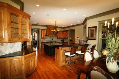 5 Bedroom Magnificent Craftsman Home - 60066RC thumb - 07