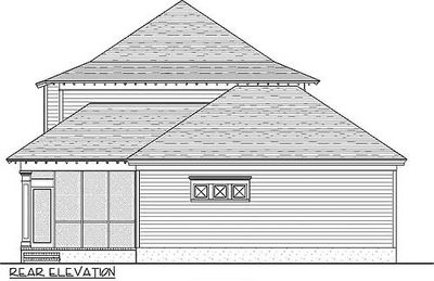 Narrow lot southern home plan 60070rc architectural for Southern living narrow lot house plans
