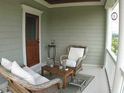 Southern Home with Wrap-Around Porch - 60075RC thumb - 02