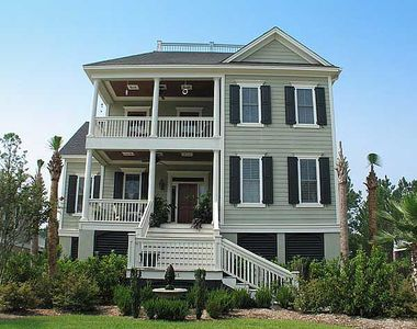 Southern Home with Wrap-Around Porch - 60075RC thumb - 10