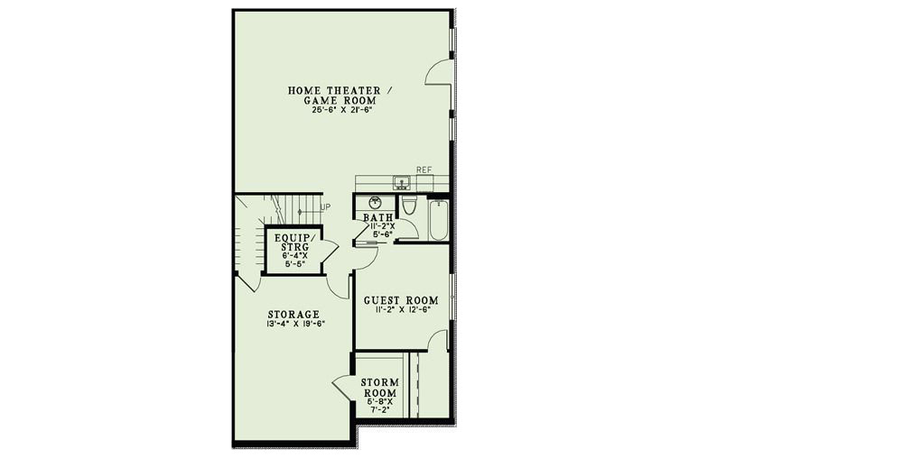 French Country Elegance 60540nd 1st Floor Master Suite