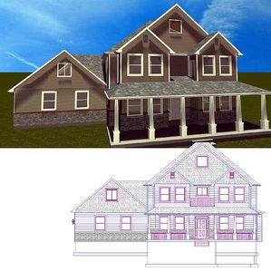 Huge bonus room 61270ut architectural designs house for Utah house plans with bonus room