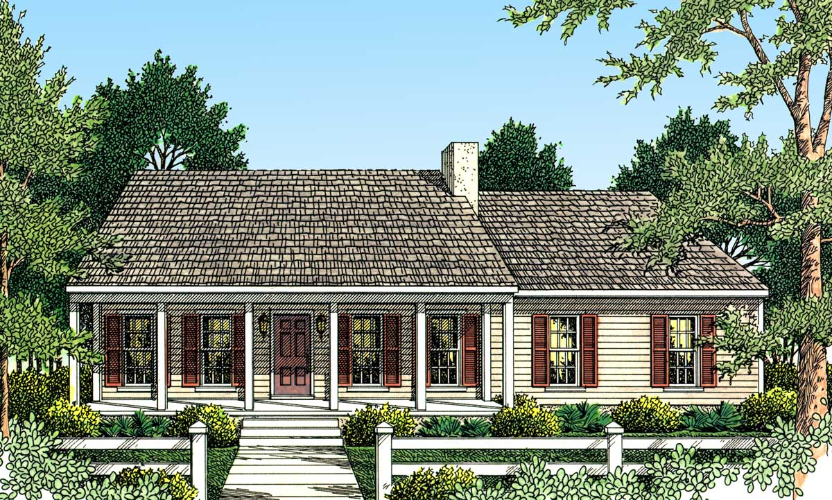 62099v_render_1496168314 Ranch Homes Plans Bedroom Car Garage on 3 car garage log home, 2 story ranch home plans, 3 bedroom ranch home plans, single level ranch home plans, open floor plan ranch home plans, daylight basement ranch home plans,