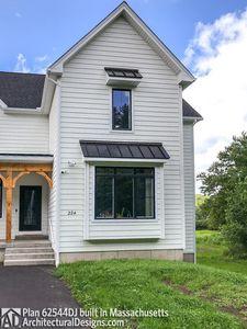 Modern Farmhouse Plan 62544DJ comes to life in Massachusetts - photo 006