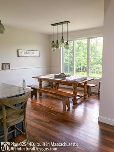 Modern Farmhouse Plan 62544DJ comes to life in Massachusetts - photo 024