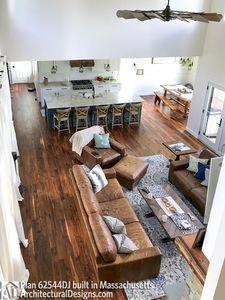 Modern Farmhouse Plan 62544DJ comes to life in Massachusetts - photo 031