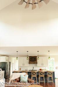 Modern Farmhouse Plan 62544DJ comes to life in Massachusetts - photo 018