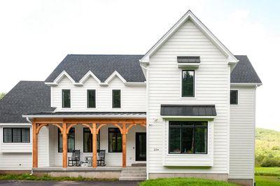 Modern Farmhouse Plan 62544DJ comes to life in Massachusetts - photo 004