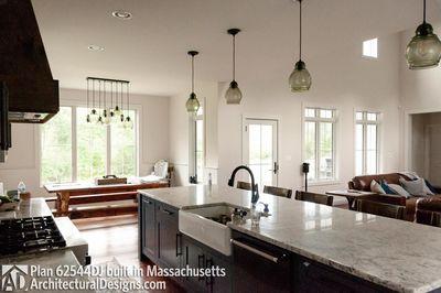 Modern Farmhouse Plan 62544DJ comes to life in Massachusetts - photo 022