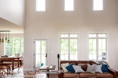 Modern Farmhouse Plan 62544DJ comes to life in Massachusetts - photo 011