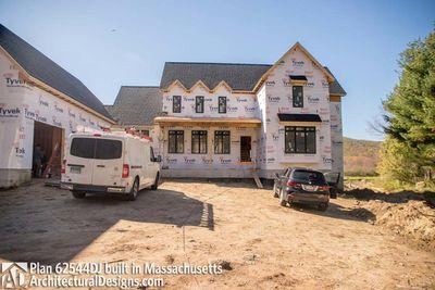 Modern Farmhouse Plan 62544DJ comes to life in Massachusetts - photo 055