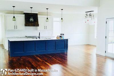 Modern Farmhouse Plan 62544DJ comes to life in Massachusetts - photo 043