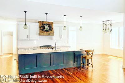 Modern Farmhouse Plan 62544DJ comes to life in Massachusetts - photo 040
