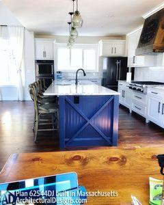 Modern Farmhouse Plan 62544DJ comes to life in Massachusetts - photo 042