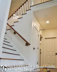 Modern Farmhouse Plan 62544DJ comes to life in Massachusetts - photo 029