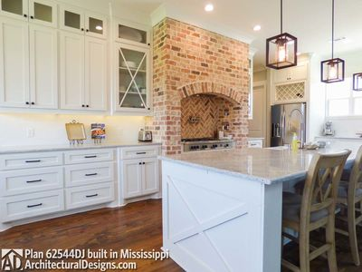 Modern Farmhouse Plan 62544DJ comes to life in Mississippi - photo 020