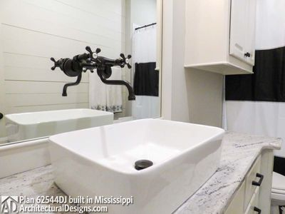 Modern Farmhouse Plan 62544DJ comes to life in Mississippi - photo 041