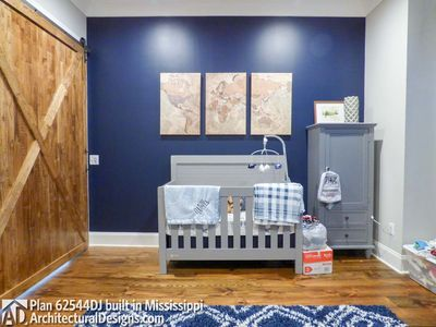 Modern Farmhouse Plan 62544DJ comes to life in Mississippi - photo 043