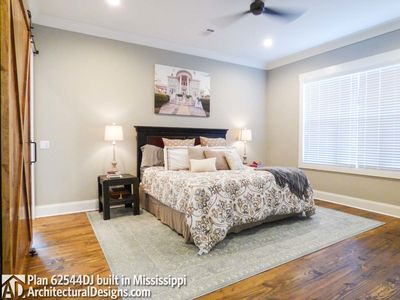 Modern Farmhouse Plan 62544DJ comes to life in Mississippi - photo 032