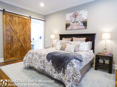 Modern Farmhouse Plan 62544DJ comes to life in Mississippi - photo 031