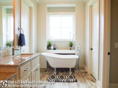 Modern Farmhouse Plan 62544DJ comes to life in Mississippi! - photo 034