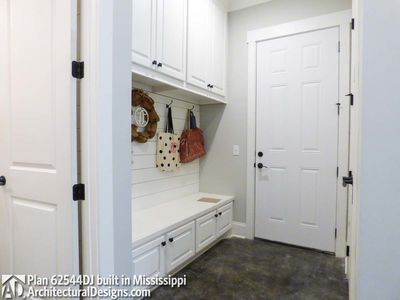 Modern Farmhouse Plan 62544DJ comes to life in Mississippi! - photo 026
