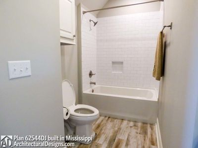 Modern Farmhouse Plan 62544DJ comes to life in Mississippi! - photo 053