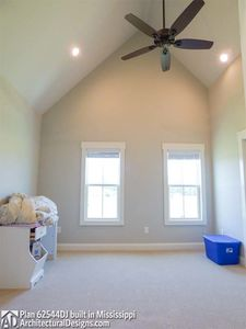 Modern Farmhouse Plan 62544DJ comes to life in Mississippi! - photo 049