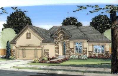 Elegantly Modest 3 Bed House Plan 62613dj