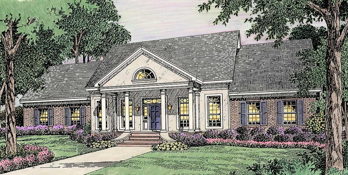 Room for expansion 6280v architectural designs house for House plans designed for future expansion