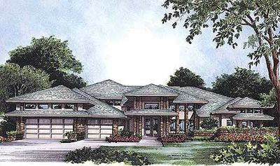 frank lloyd wright inspired house plans exquisite frank lloyd wright style house plan 63112hd 26689
