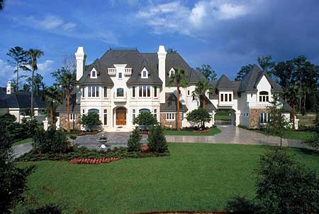 French Chateau To Call Your Own 63132hd Architectural