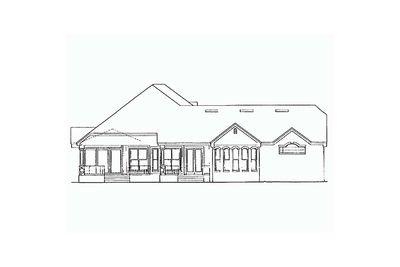 Award-Winning Courtyard Design - 6334HD thumb - 12