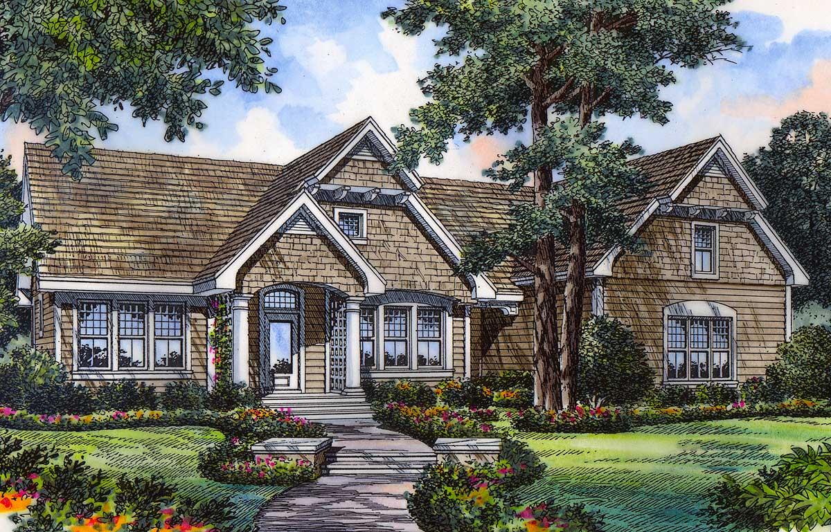 Best Little House Plan Winner 6348HD Architectural Designs